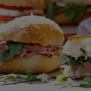 Provincial Menu – Baguettes